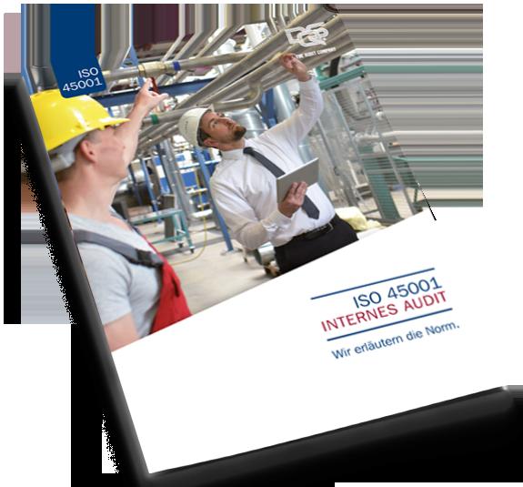 ISO 45001 - Whitepaper zum internen Audit, DQS