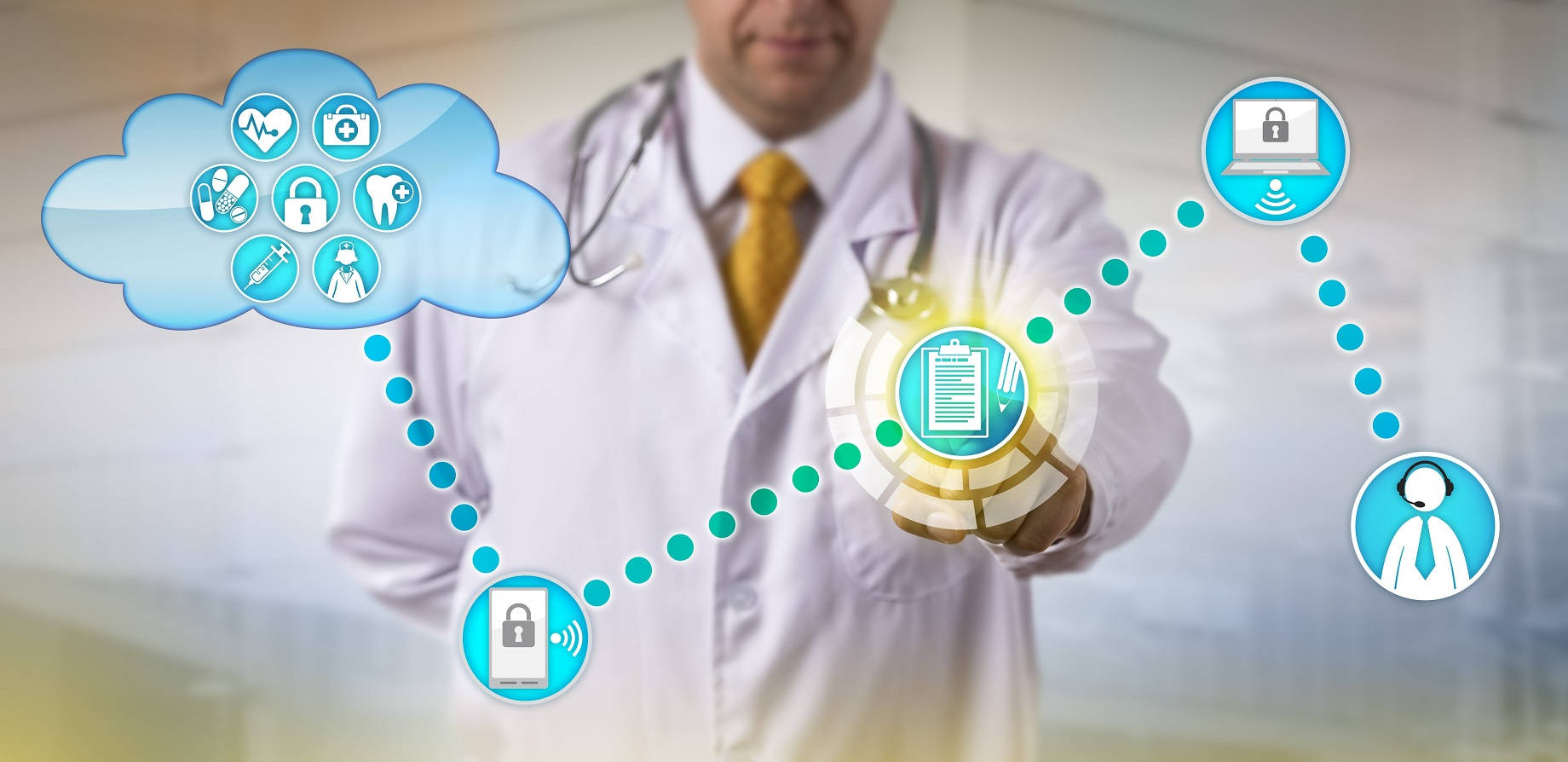 Patientendaten-Schutz-Gesetz: Informationssicherheit in Krankenhäusern