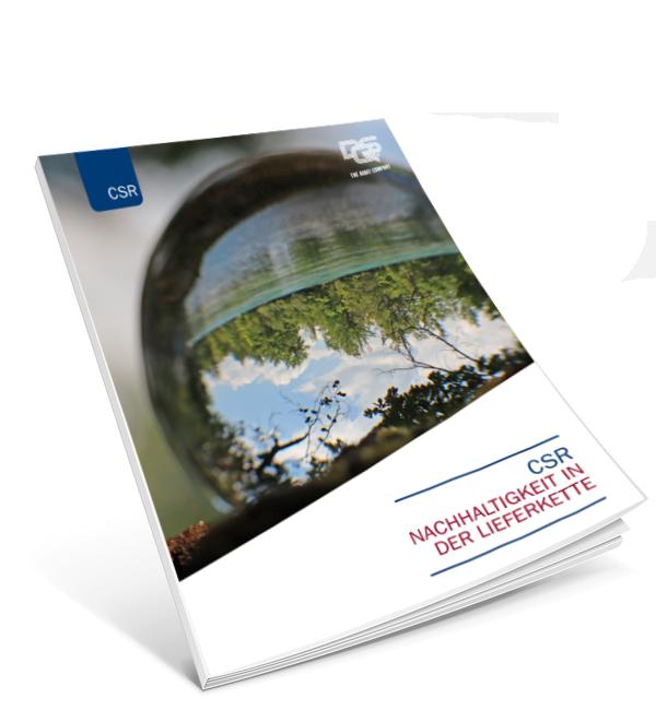 CSR - Nachhaltigkeit Supply Chain Management