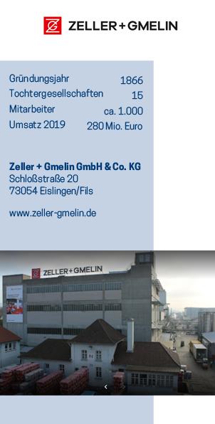 Klimamanagement ZellerGmelin Unternehmensdaten