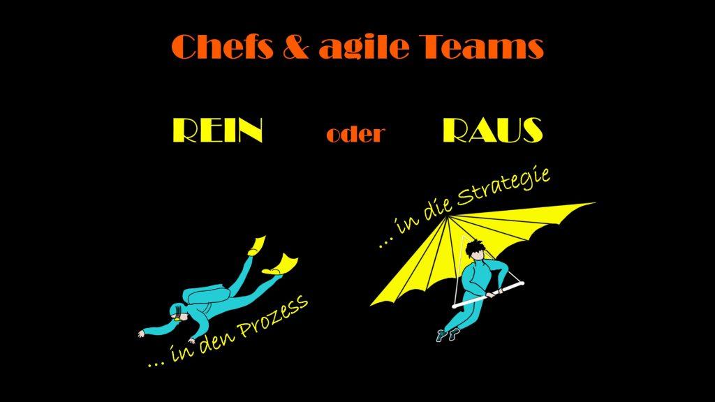 Chefs und agile Teams