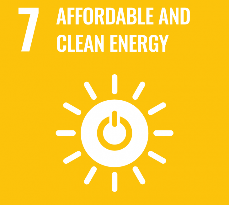 SDG Affordable and Clean Energy
