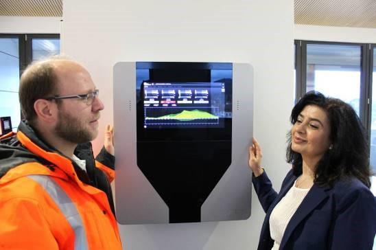 Einführung Klimamanagement Energiemonitoring