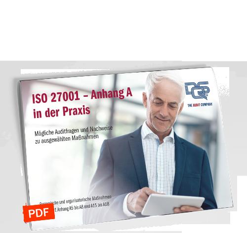 ISO 27001 Annex A Auditleitfaden der DQS