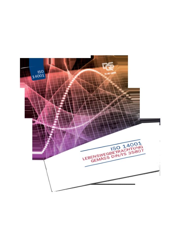 Lebensweg ISO 1400 - Whitepaper