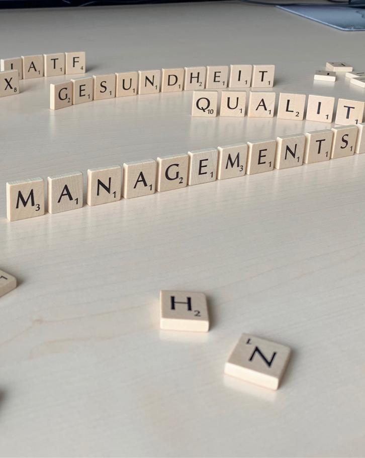 Managementsysteme - Zertifizierung durch die DQS