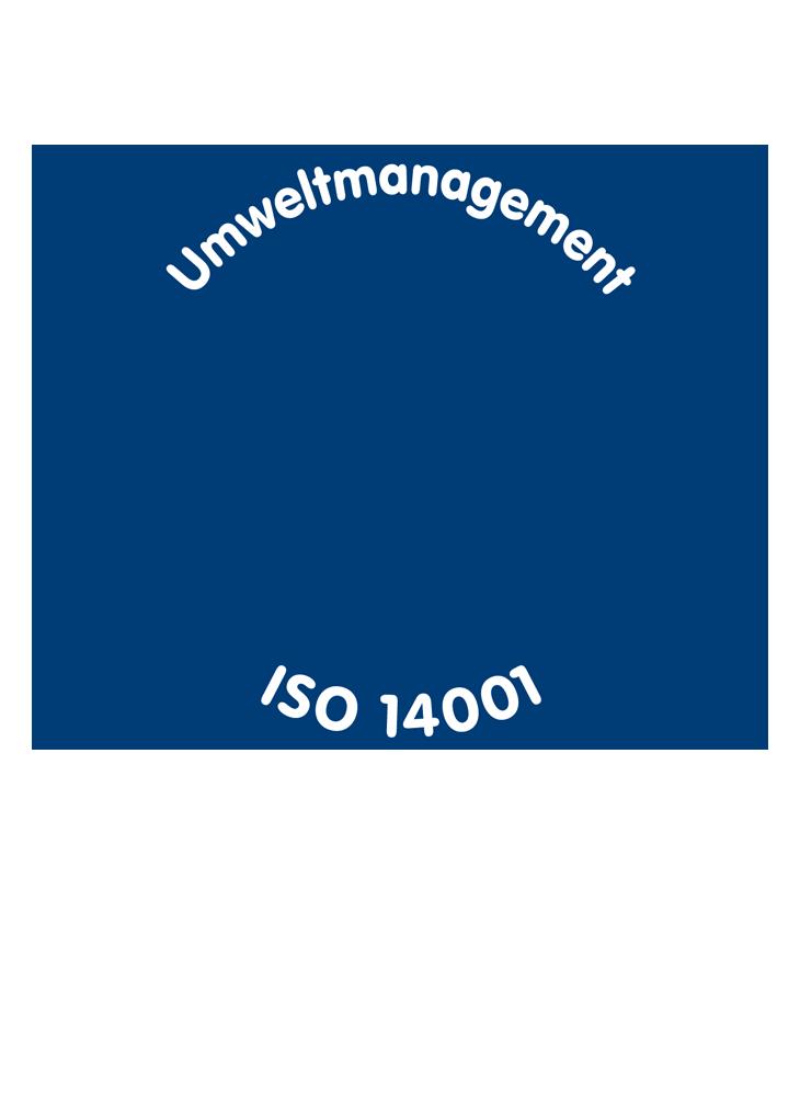 Umweltmanagement nach ISO 14001 - DQS-Zertifikat