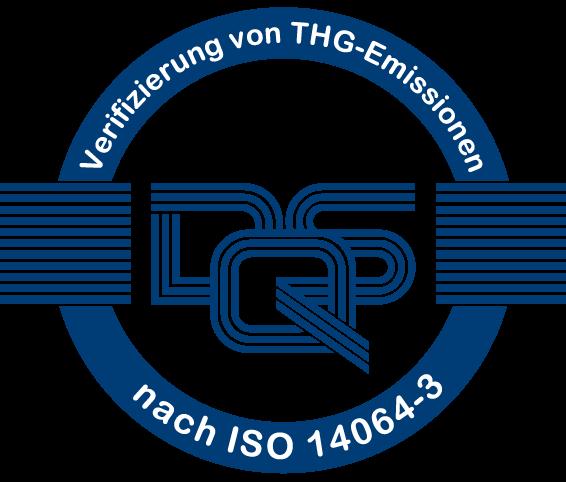 ISO 14064-3 - Verifizierung der THG-Emissionen durch die DQS